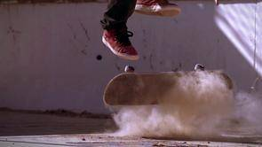 Beauty Skill and Sadness in Skate