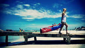 Hannah Whiteley Lost on an Island