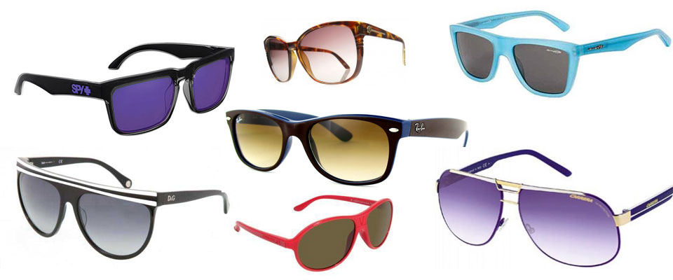 Sunglasses … which style for this summer?