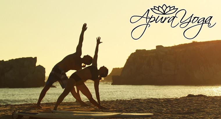 Apura Yoga @ Maximum Surfcamp – Portugal