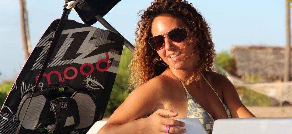 Girls In Business: KiteSista meets Clementine Bonzom