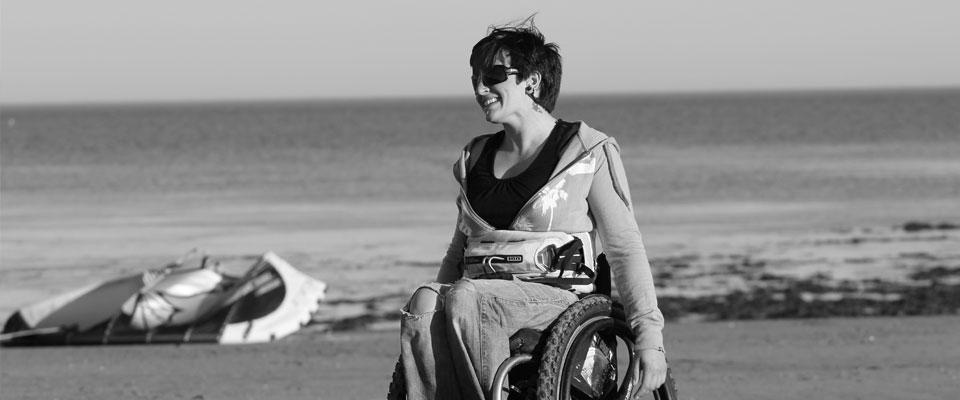 Solo Kiting: Meet Jen Ridley