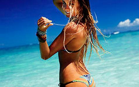 The Rip Curl My Bikini Collection Showcase 2012/13