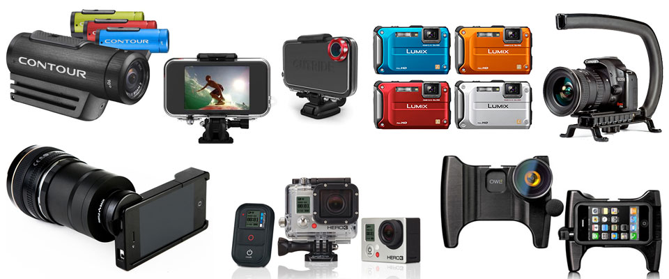 The 10 Best: Cameras For Action