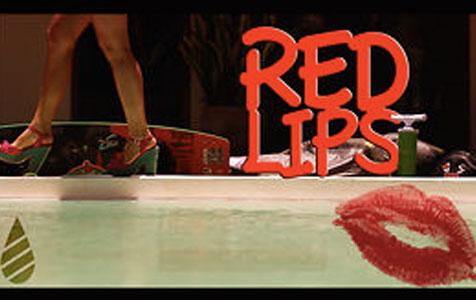 Sabrina Lutz – Red Lips