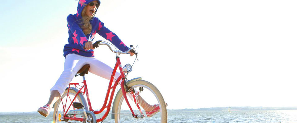 Girly Bikes, Beach Bikes