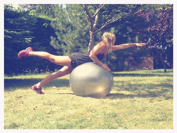 Ball Arm/Leg Extension