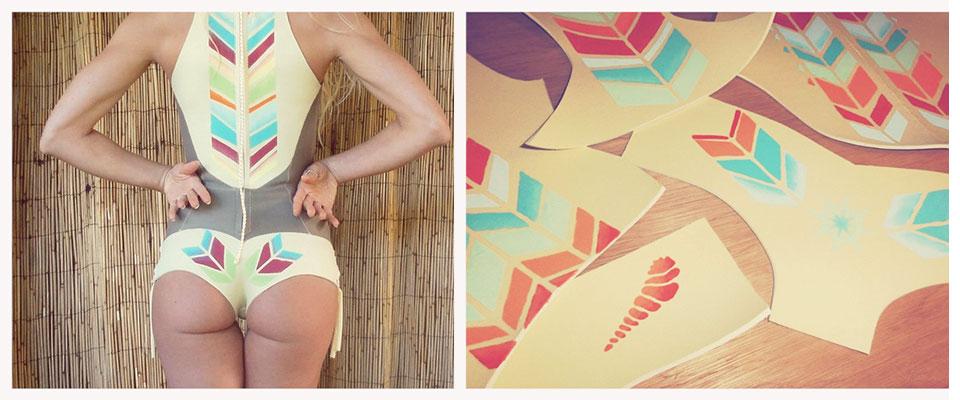 Sirensong: Sexy Handmade Wetsuits
