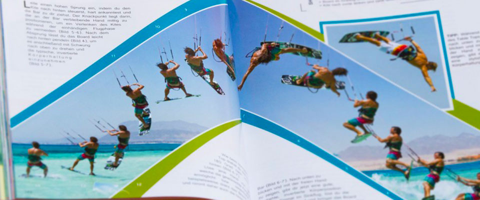 The Kiteboarding Tricktionary: The New Coffee Table Bible