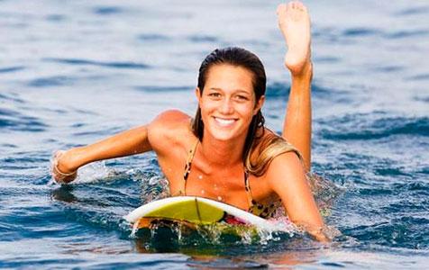 Style your Bikini With Monyca Byrne Wickey