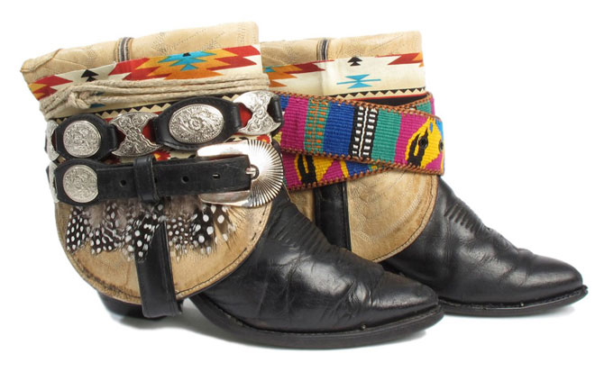 By Cheryve - Fly Mexican Eagle Boots