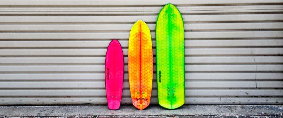 KickStarter: Hydroflex Skateboards
