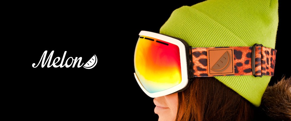 Win a pair of custom goggles – Introducing: Melon Optics