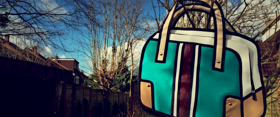 Competition: Win a Swagy 2D Bag