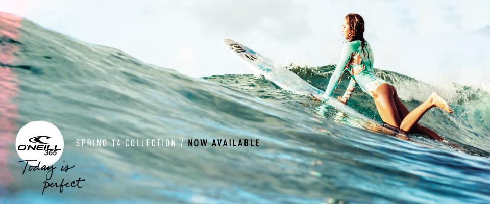 O'Neill 365 Cella Long Sleeve Surfsuit