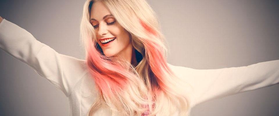 Hair Style: The Splashlight