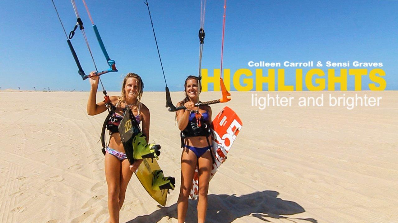 HIGHLIGHTS : Lighter and Brighter