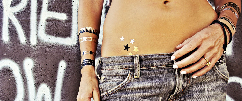 Get Inked With The Best Flash Tattoos
