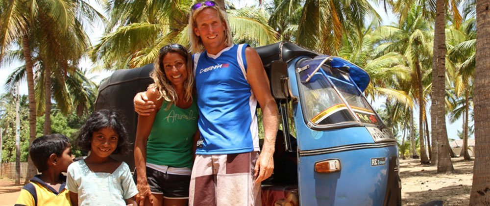 Jessica Talks to: Christian Harris & Karine Nativel