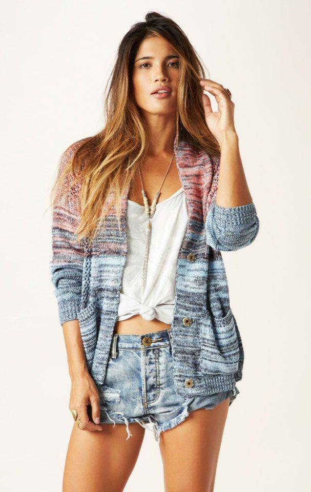 Get The 'California Love' Look with 75% off sweaters and sleeves
