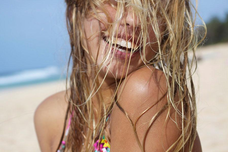 5 Beauty Secrets for a 100% Girly Kite Session