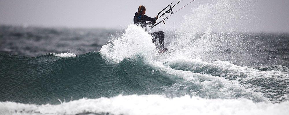 KiteSista Meets: Rosanna Jury – Kiting in Cold Water
