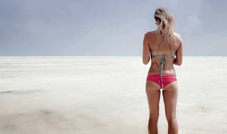 How to Choose Your Sensi Graves Bikini