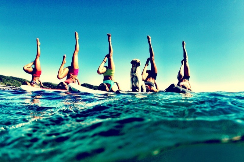 10 Reasons Why SUP Yoga is Definitely Worth a Go