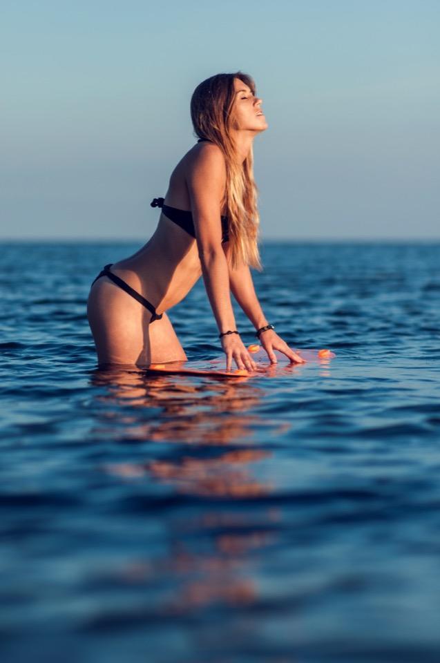 The 9 Beauty Secrets of Katarzyna Lange