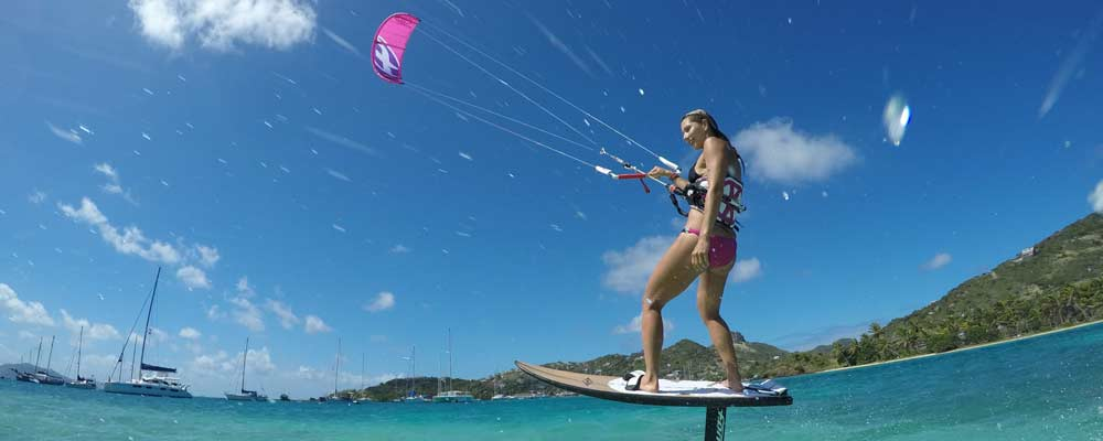 10 Good Reasons Why You Should Try and Kite with a Foil