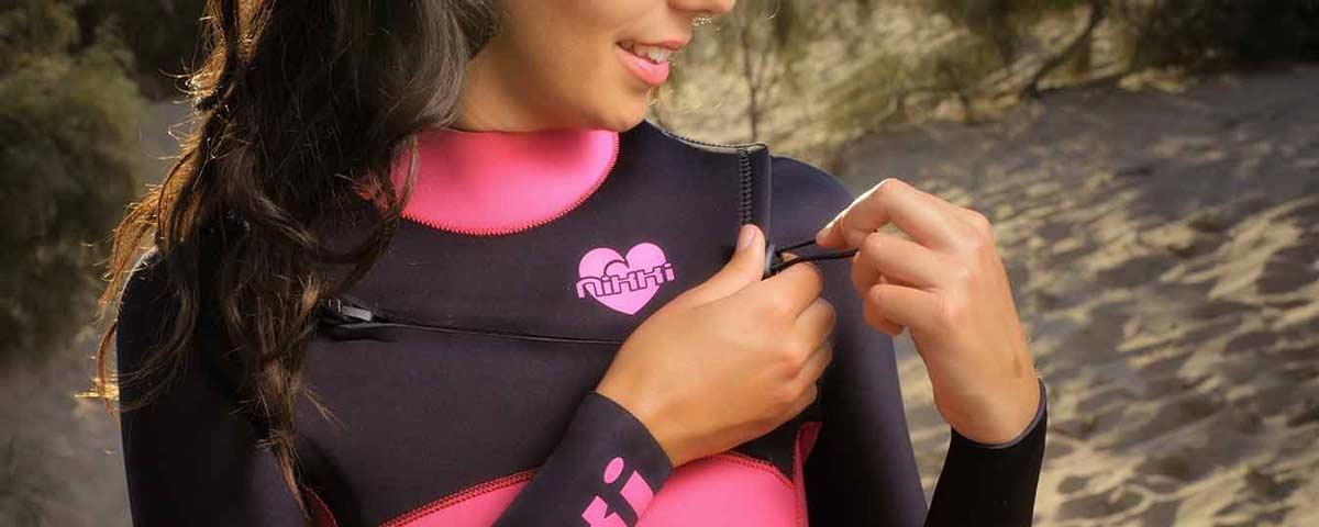 Super Coloured Surf Wetsuits – Nikki Wetsuits