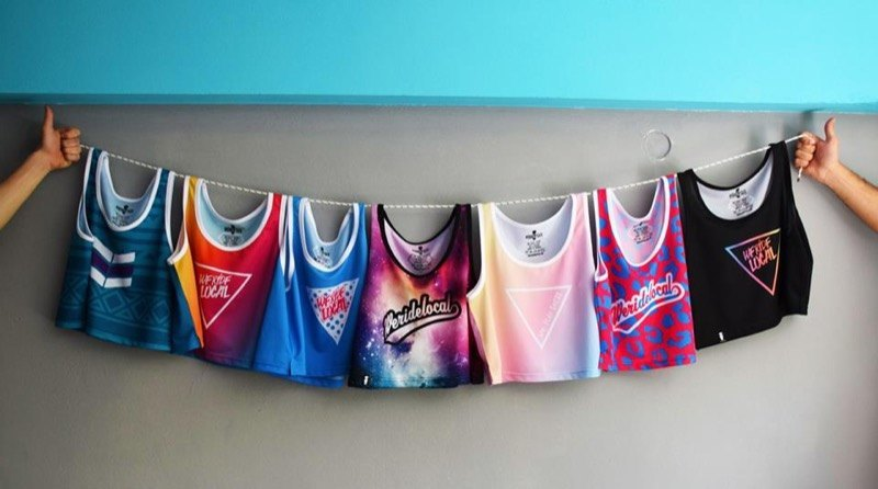 We Ride Local – We Love the New Jersey Crop Tops