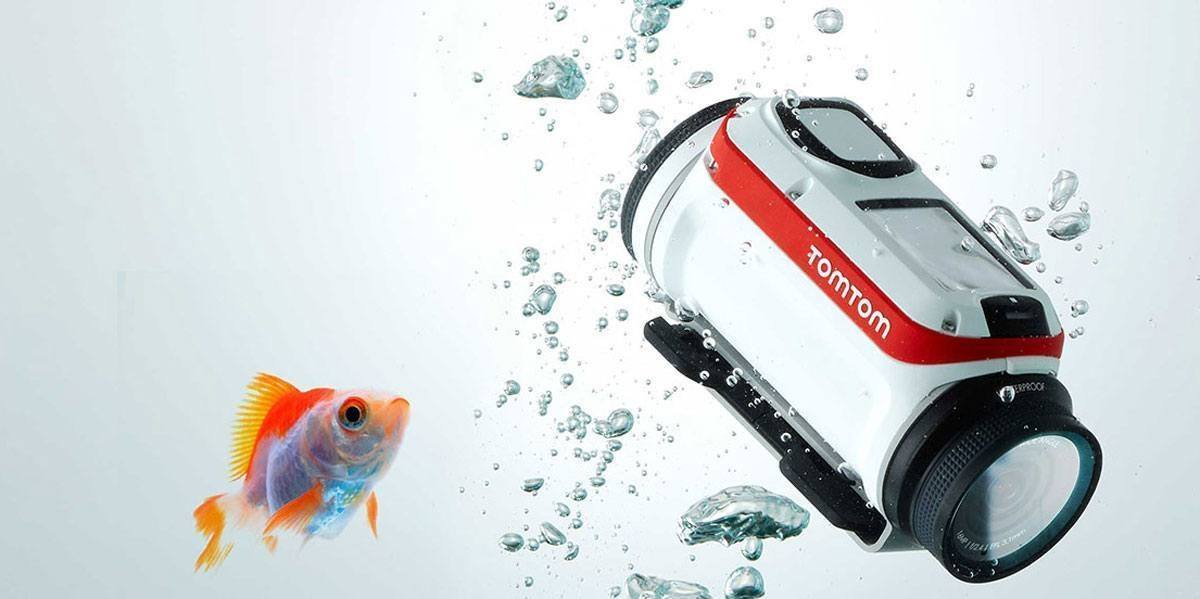 Introducing the TomTom Bandit – Giving GoPro a run for it's money