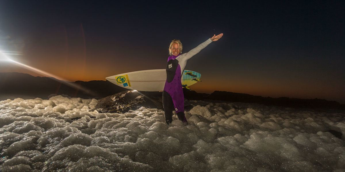 10 Reasons Why You Should Ride a Surfboard – By Kari Schibevaag