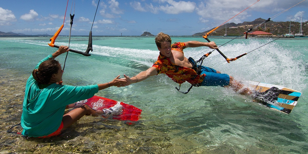10 Reasons Why Kitesurfing Will Strengthen Your Relationship