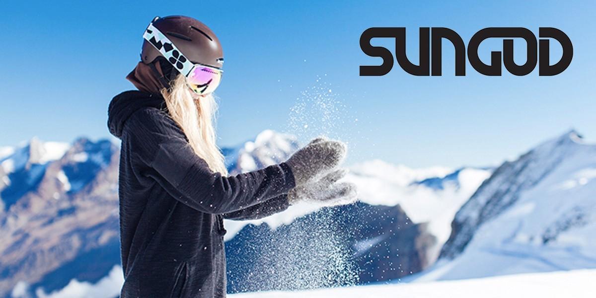 WIN SunGod Custom 4KO Goggles