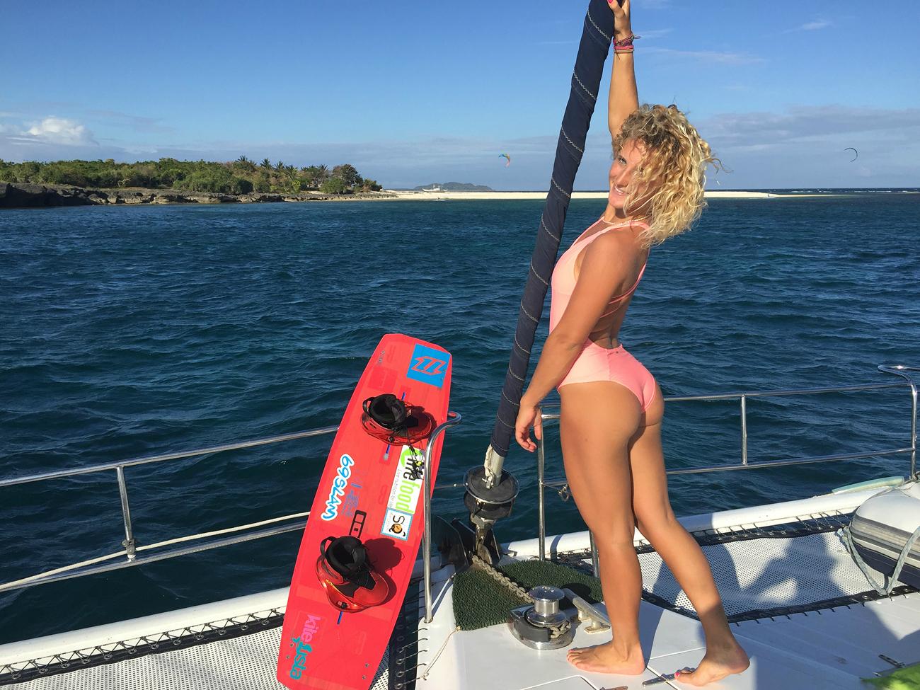 Paula Novotna - KiteSista
