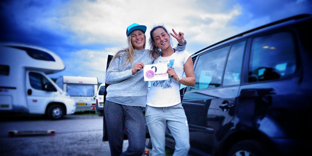 Stay Where Kiters Live with KiteBnB