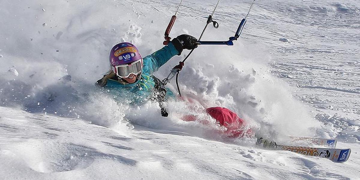 10 Tips to Help You Start Snowkiting – by Kari Schibevaag