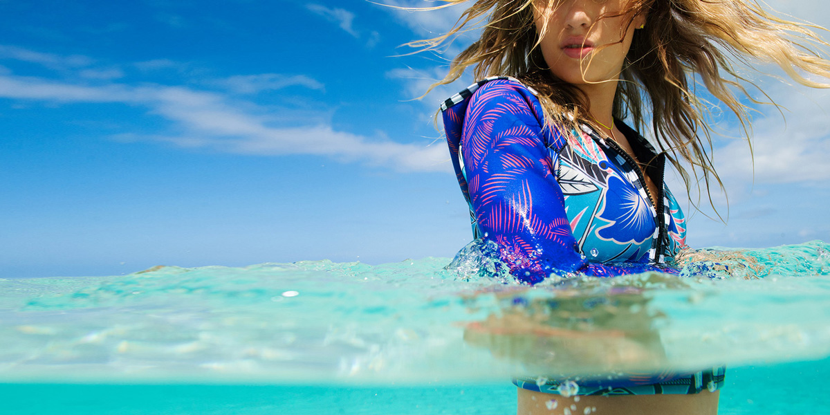 New #POPsurf Collection 2016 by Roxy