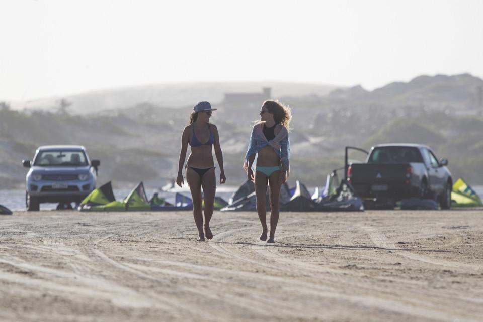 Rendez-vous - Colleen Carroll & Bruna Kajiya - KiteSista