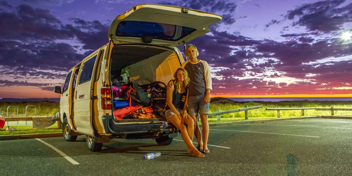 10 Reasons Why You Should Try Living in a Van – by Emely Freja