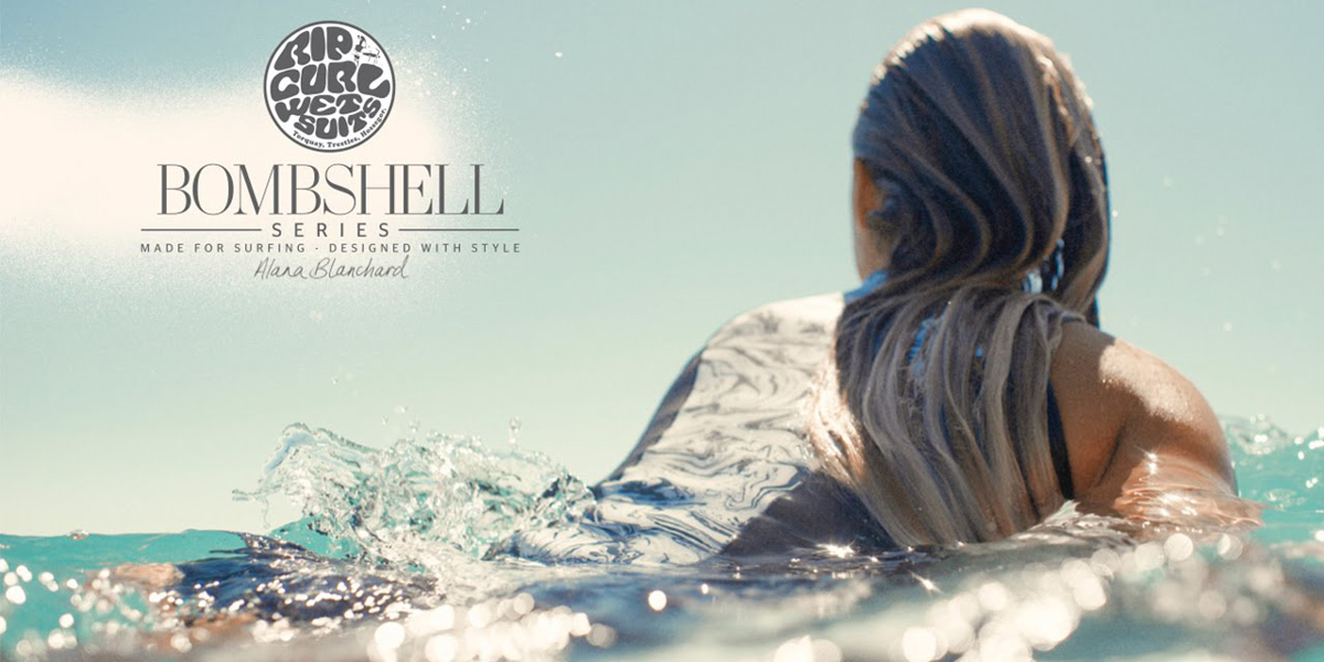 New Bombshell Series by Rip Curl