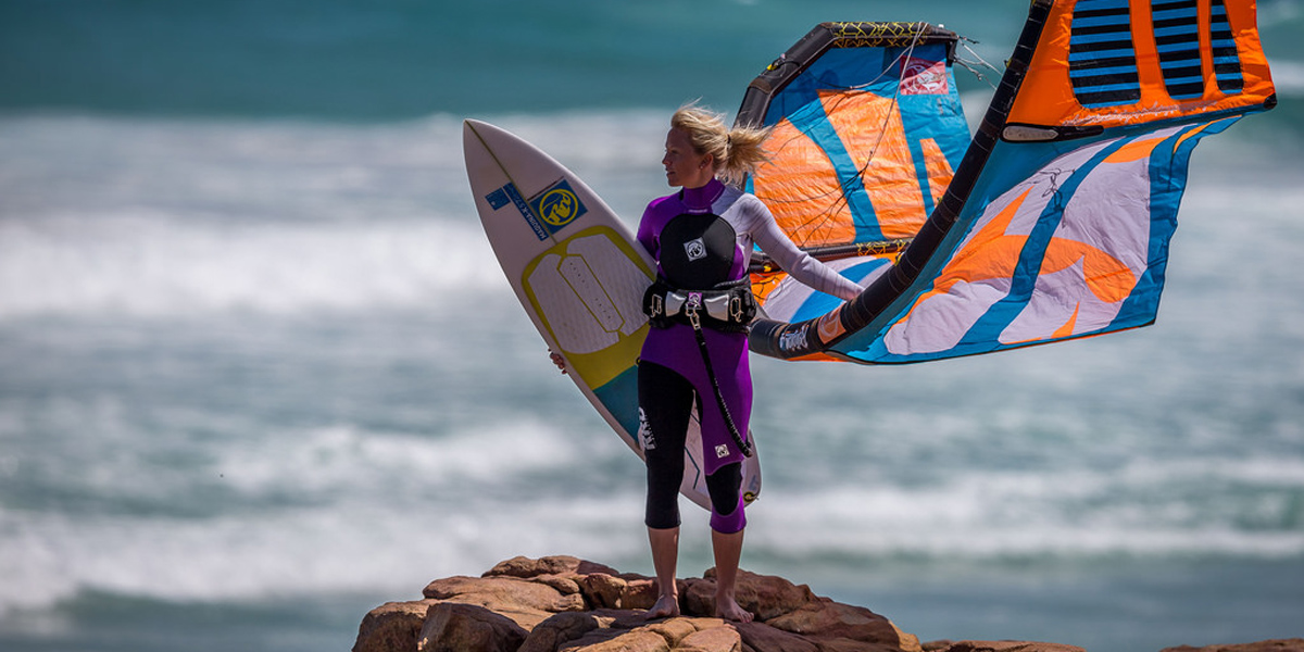 How to Master the Kitesurfing Strapless Jibe by Kari Schibevaag