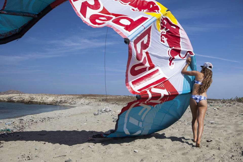 Gisela Pulido - Sensi Team - KiteSista