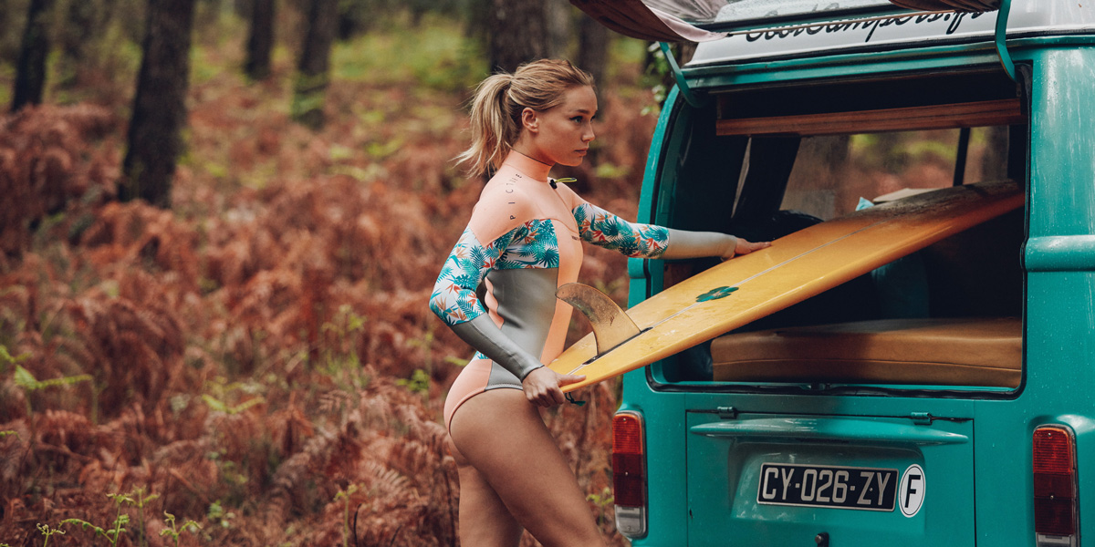 Is This The Most Eco Friendly Wetsuit Ever?