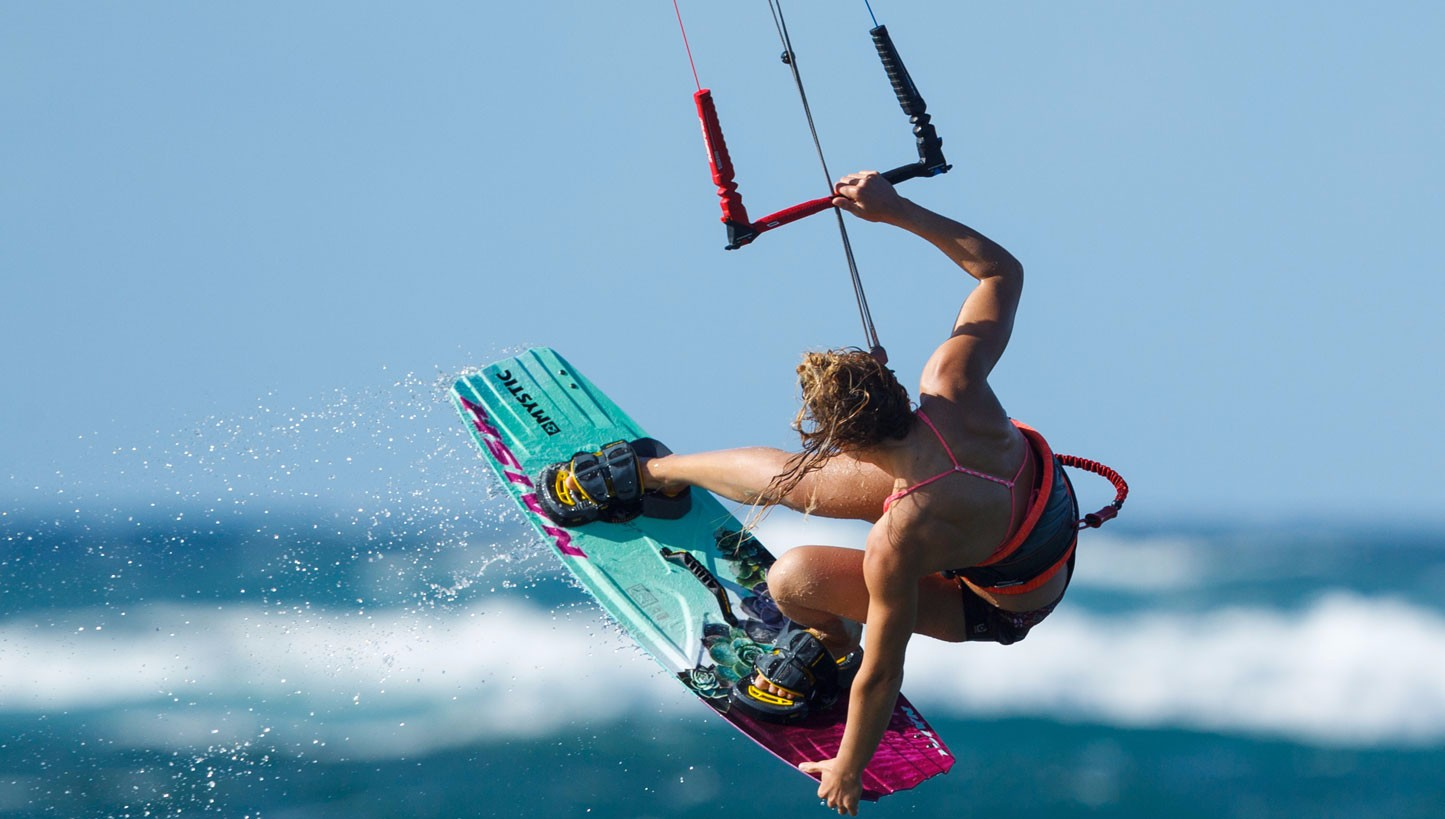 The 2017 Naish Alana Board – But No Alana Kite