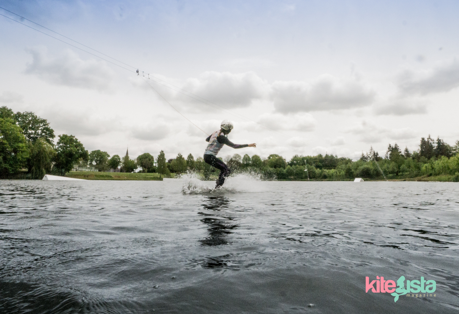 How to Hit a Kicker - KiteSista