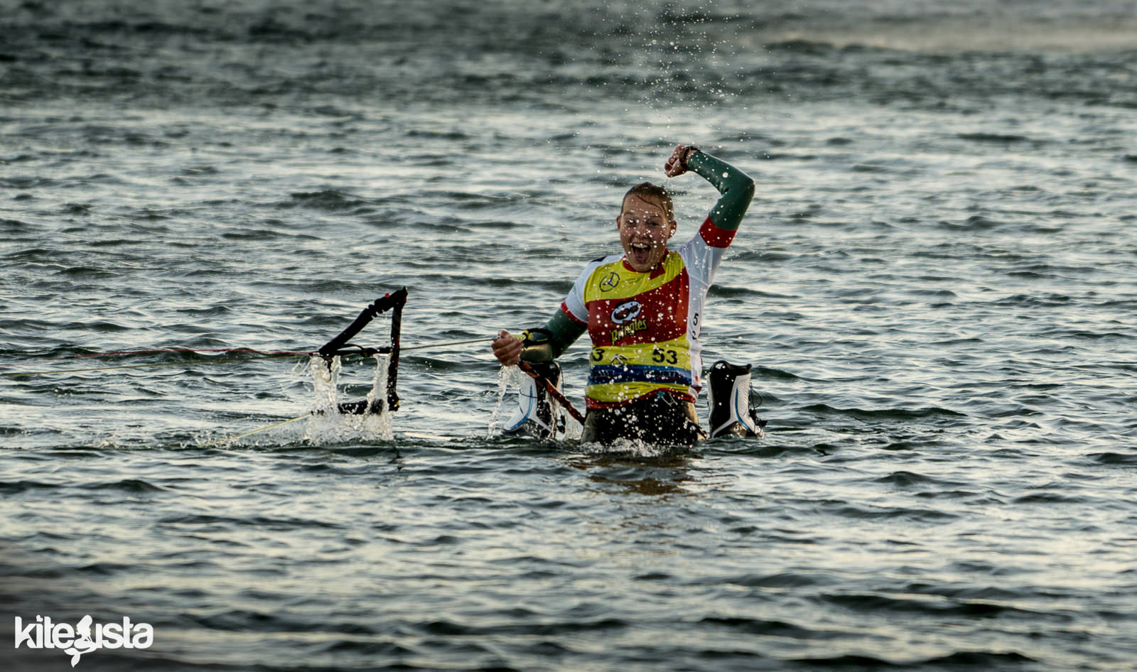 Kiteboarding World Cup Germany Update – Trials and Main Event