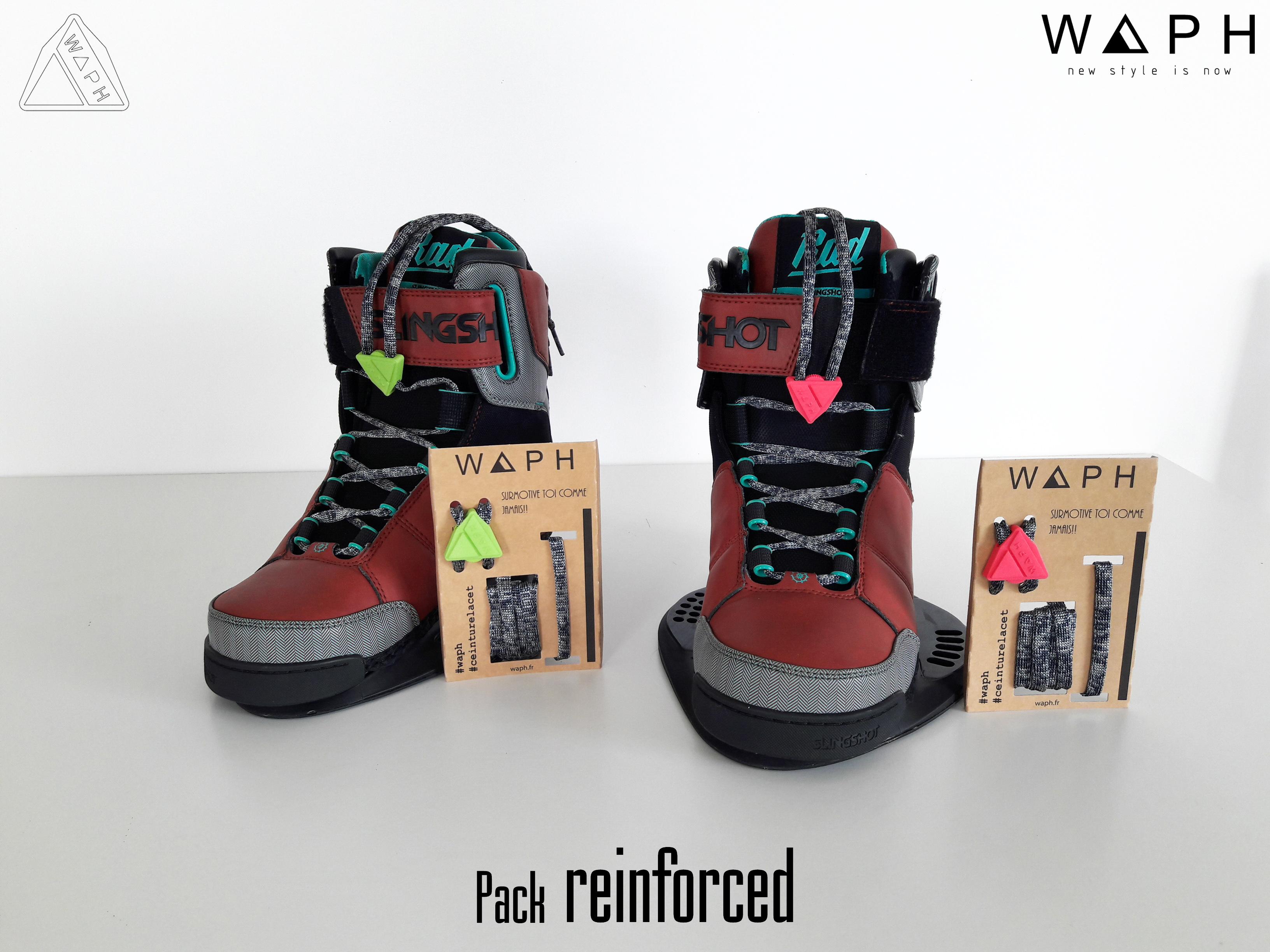 pack reinforced - Waph on KiteSista